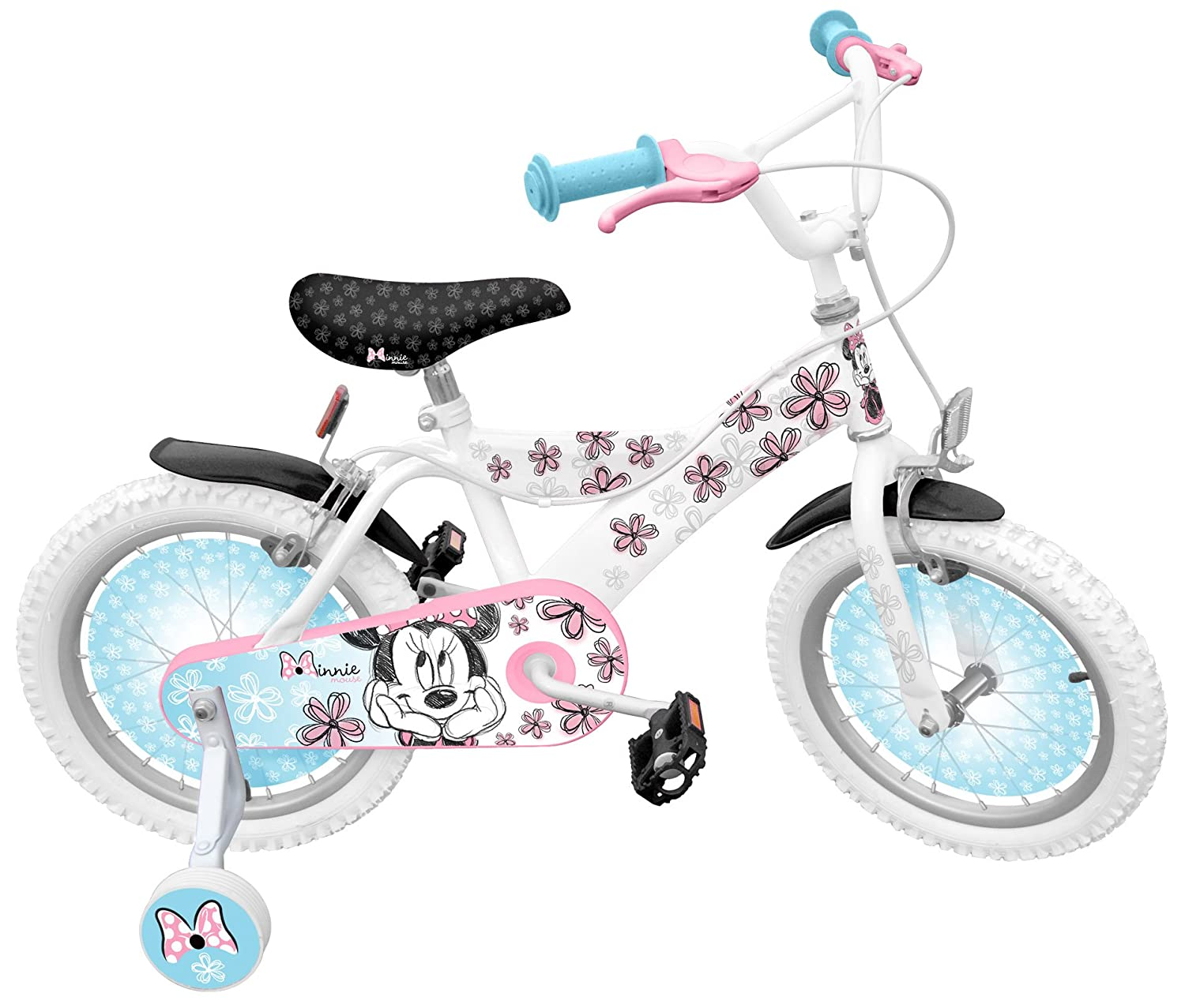 Disney Frozen Cars Minnie Mickey Star Wars Metal Bell Girls Boys Bike Bicycle