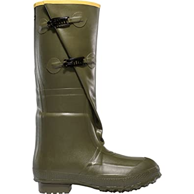 """Insulated 2-Buckle 18"""" height OD Green (267040) Waterproof  Insulated Modern Comfortable Hunting Combat Boot Best For Mud Snow"""