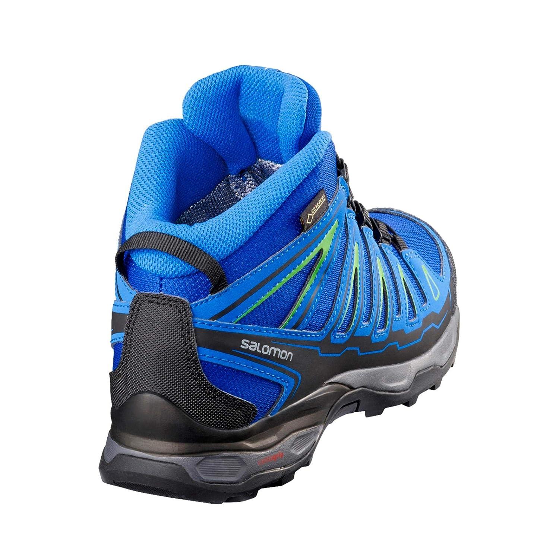 Chaussures de Randonn/ée Basses Mixte Enfant Salomon X-Ultra GTX J