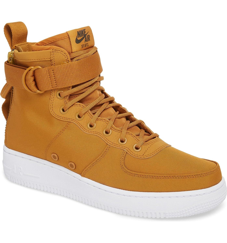 [ナイキ] メンズ スニーカー Nike SF Air Force 1 Mid Sneaker (Men) [並行輸入品] B07DRFDS5B