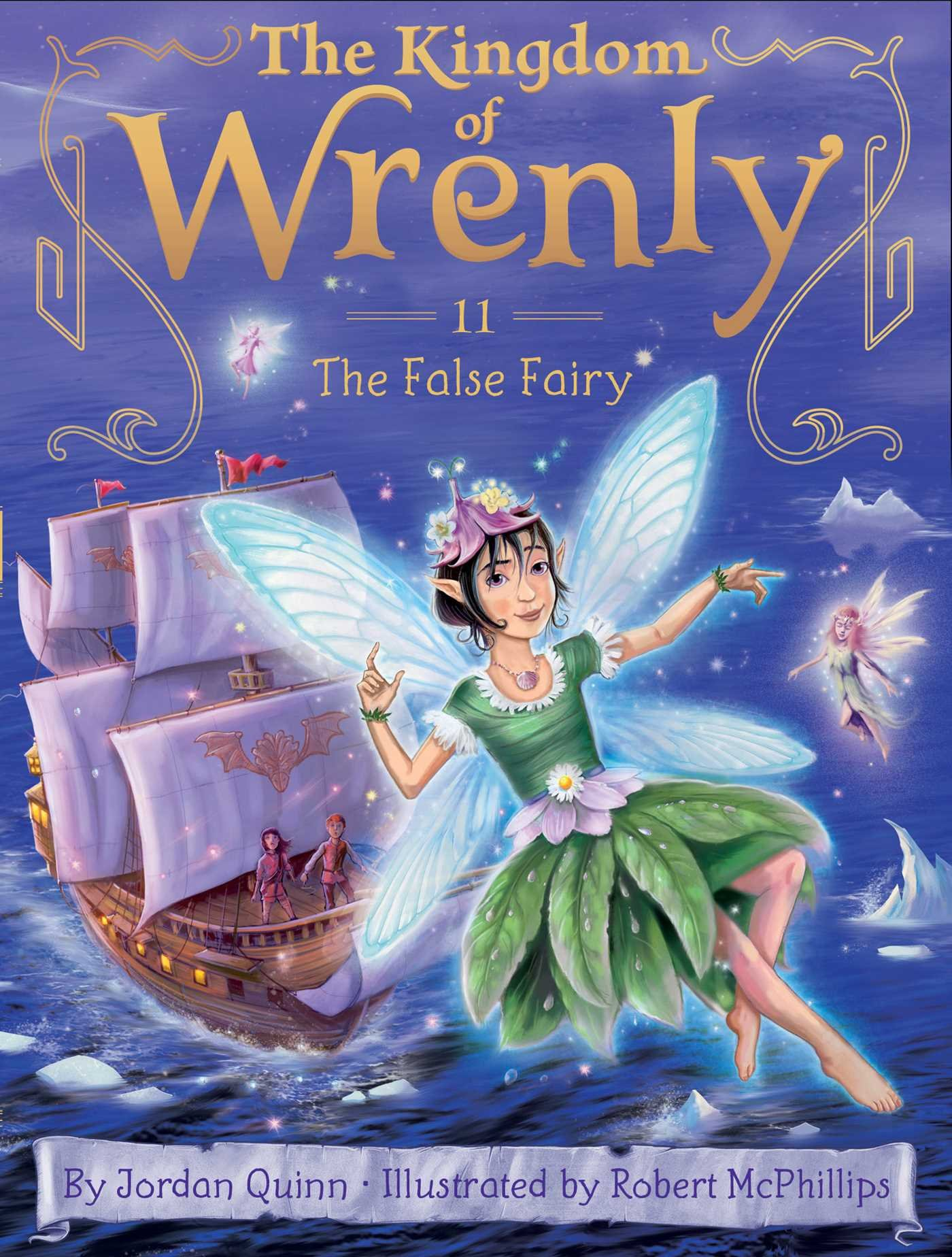 Download The False Fairy (The Kingdom of Wrenly) pdf