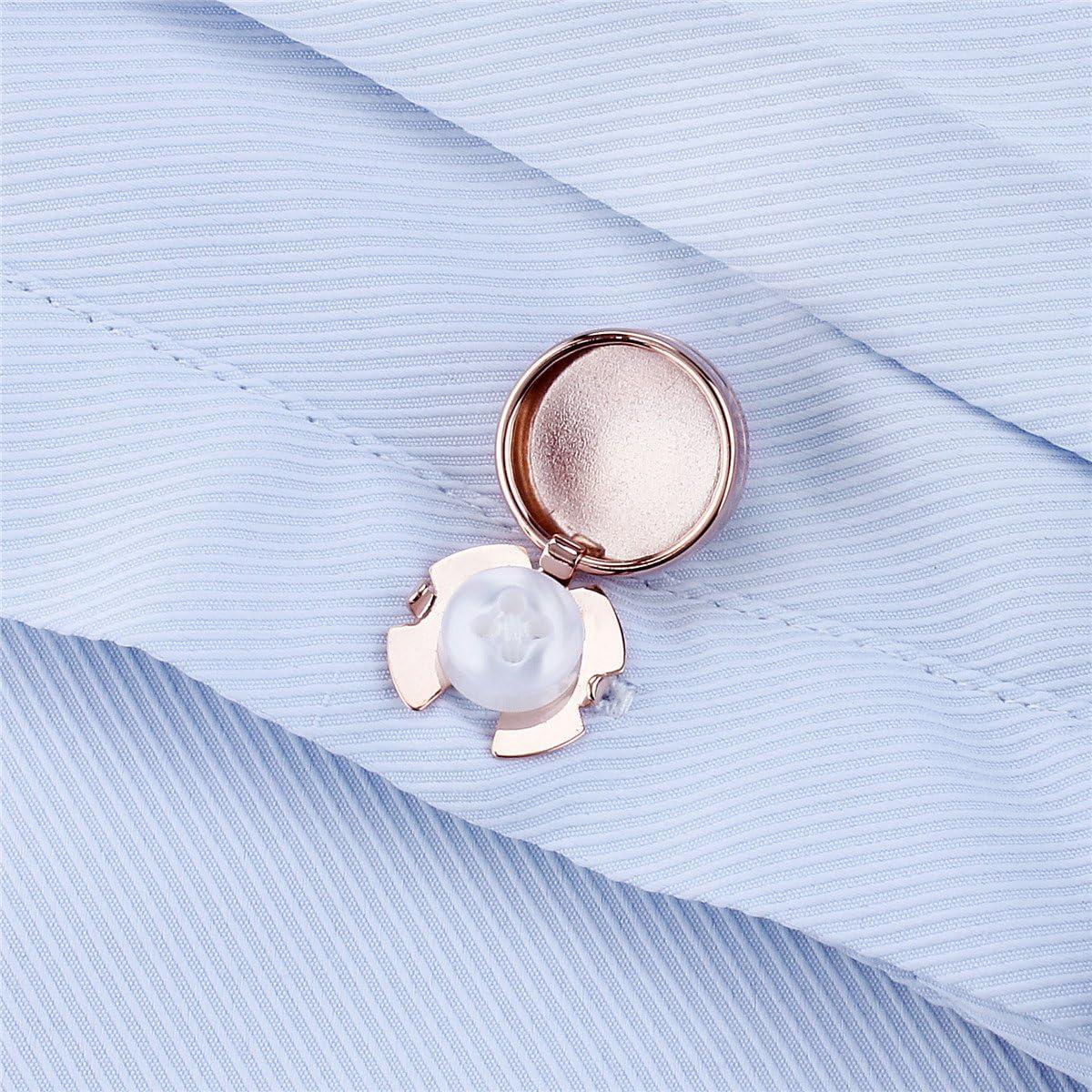 Cubre botones para camisa de HAWSON el mejor regalo para bodas o negocios