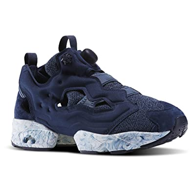 Amazon.com  Reebok Instapump Fury Tech ACHM Mens in Collegiate Navy Royal  Slate by  Shoes ace8e71ca