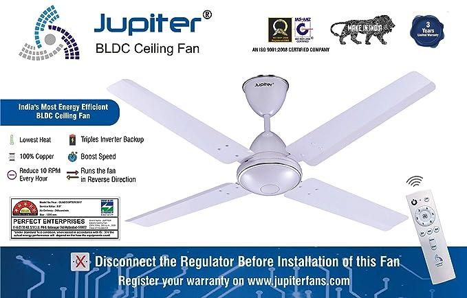 Buy Jupiter Quadcopter Bldc 48 Energy Efficient Remote Controlled C