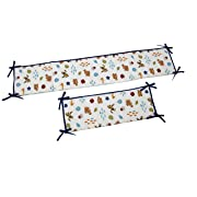 Disney Nemo Wavy Days Traditional Padded Bumper