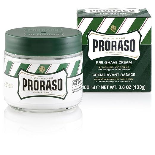 48 opinioni per Proraso- Crema per Barba, Rinfrescante e Tonificante , 100 ml