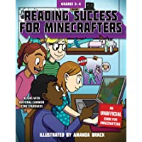 Reading Success for Minecrafters: Grades 3-4