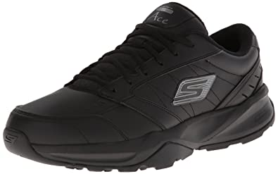 Skechers Performance Men's Go Train - Ace Black Sneaker 8 D - Medium