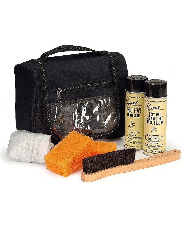 Amazon.com  Scout Unisex Hat Care Travel Kit Black One Size  HAYS 2 THE  NEXT GENERATION DROSHP ACC 844ecf6fbd92