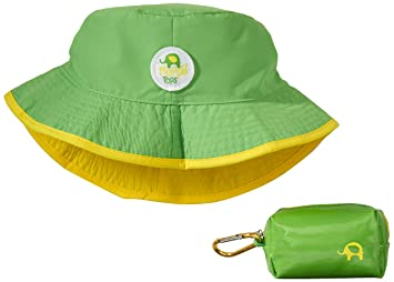 e5d99eb1ac131 Image Unavailable. Image not available for. Color  Floppy Top Children s  Reversable Rain and Sun Hat ...