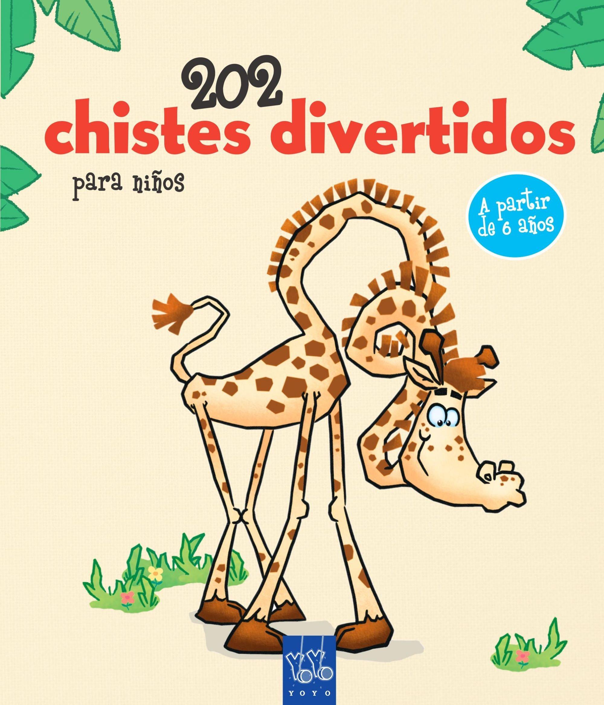 202 chistes divertidos para niños. 1 Los chistes más divertidos: Amazon.es: YOYO, Editorial Planeta S. A.: Libros