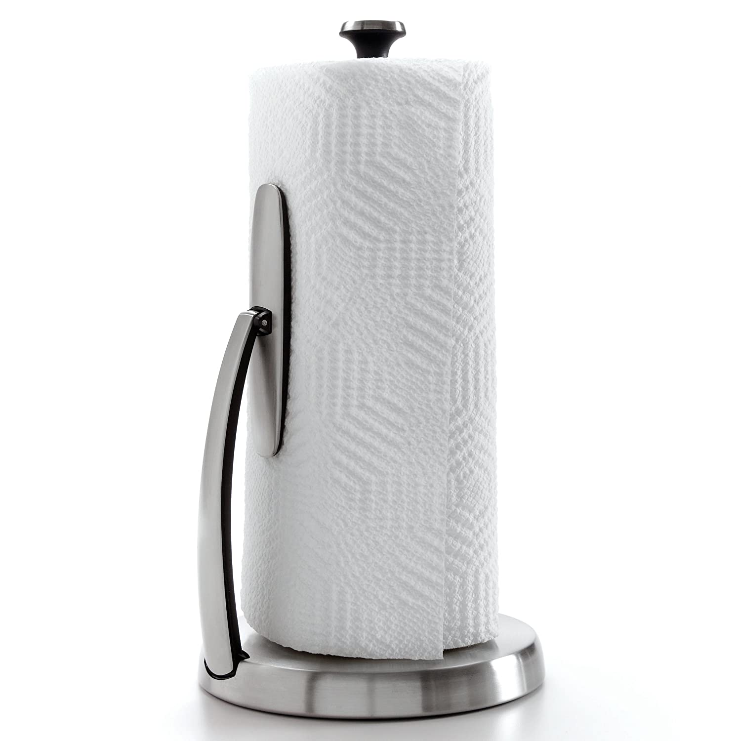 Amazon OXO Good Grips SimplyTear Standing Paper Towel Holder