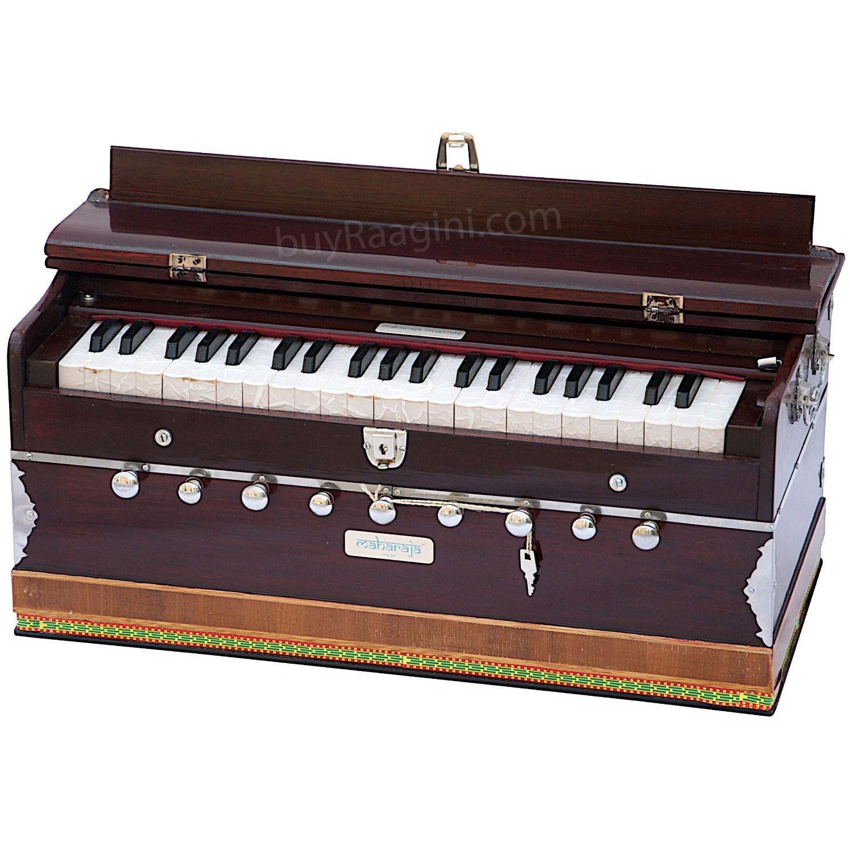 harmonium musical instrument maharaja musicals in