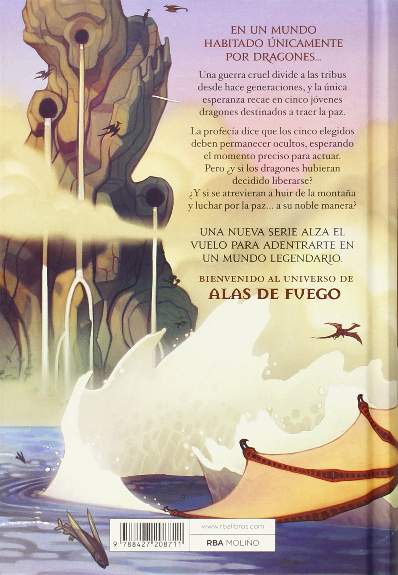 La profecía. (FICCIÓN KIDS): Amazon.es: TUI T. SUTHERLAND, LAURA ESPINOSA FUERTES: Libros