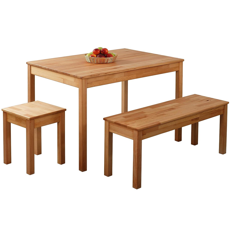 Tomas Beech Dining Tables 75 x 75 x 75 cm