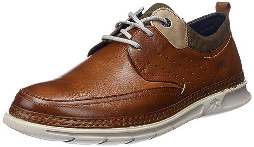Fluchos Fuji, Zapatos de Cordones Derby para Hombre: Amazon.es: Zapatos y complementos