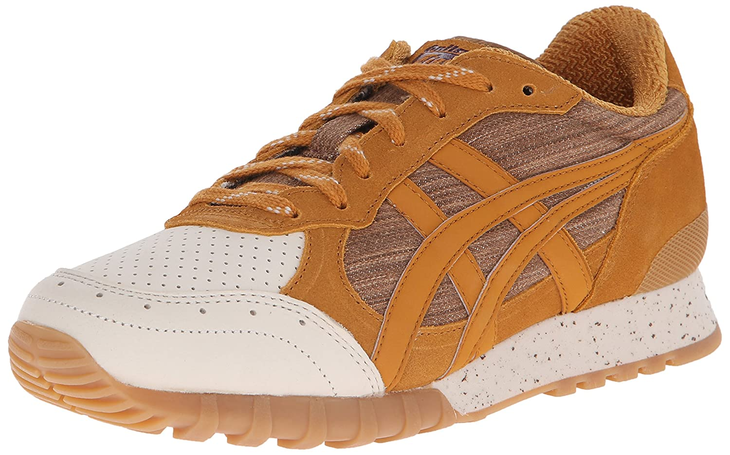 Onitsuka Tiger Colorado Eighty-Five Fashion Sneaker B00PUZC5R6 6.5 Men's M US/8 Women's M US|Tan/Tan