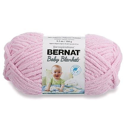 Amazoncom Bernat Baby Blanket Yarn 6 Super Bulky Gauge 35oz