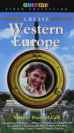 Amazon.com: Cruise Western Europe [VHS]: Cine y TV
