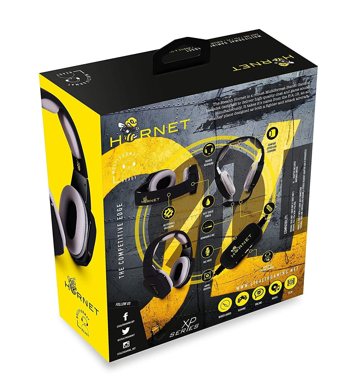 4Gamers - Pro 4-80 Auricular Estéreo Licenciado, 40Mm De Diámetro, Micrófono Flexible Y Extraible, Ultraligero, Negro (PS4): Amazon.es: Videojuegos
