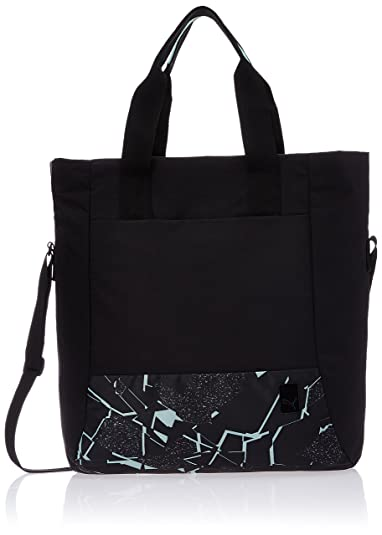 Puma Dazzle Shopper Women s Shoulder Bag (Black and Graphic)  Amazon.in   Shoes   Handbags 826f4e8618