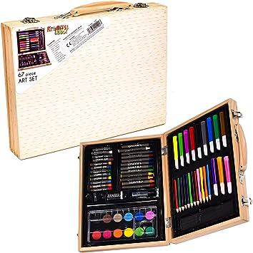 KandyToys Caja de Pinturas TY699, Arte, Manualidades, Caja para el ...