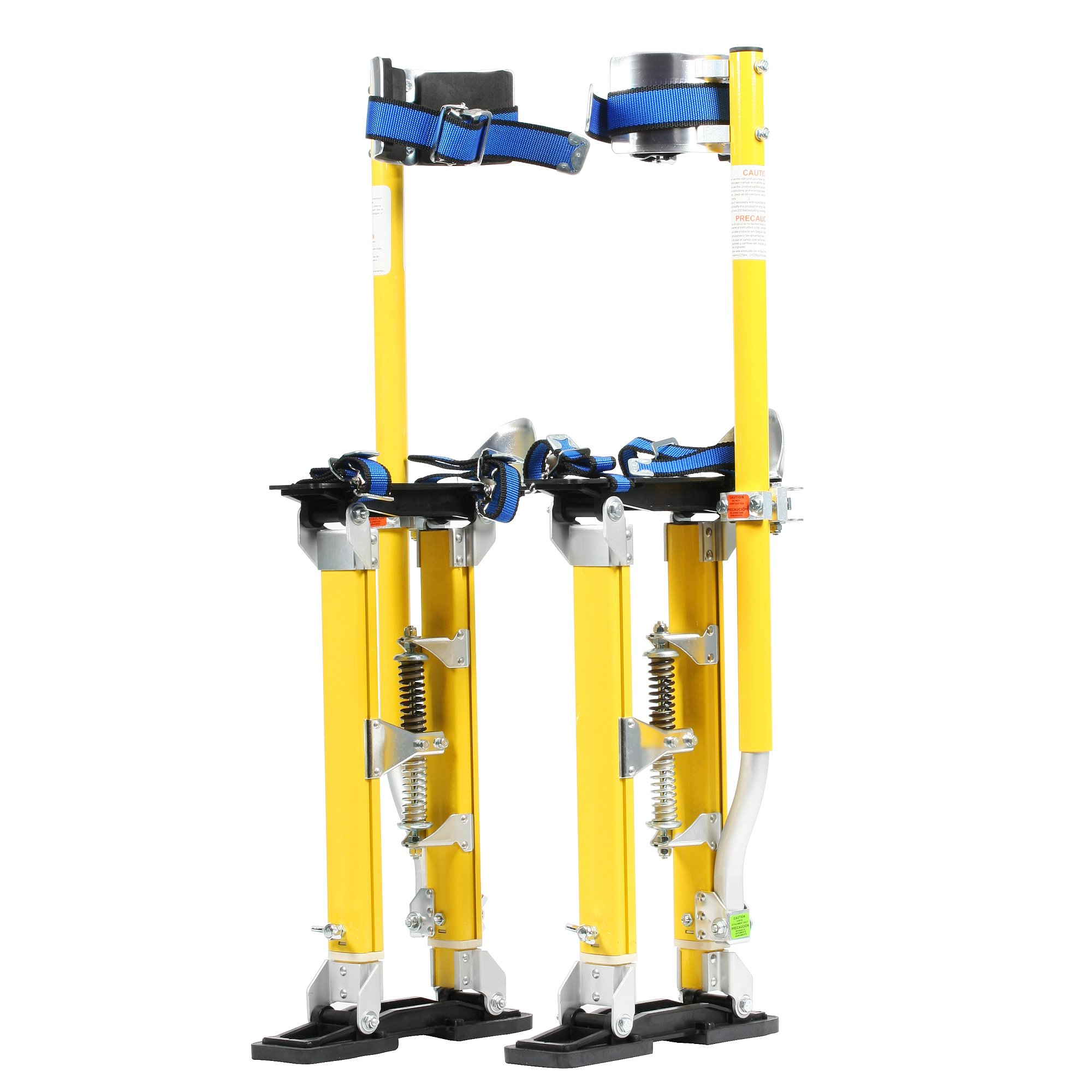Pentagon Tool Mag Pros Magnesium 18''-30'' Yellow Drywall Stilts Highest Quality by Pentagon