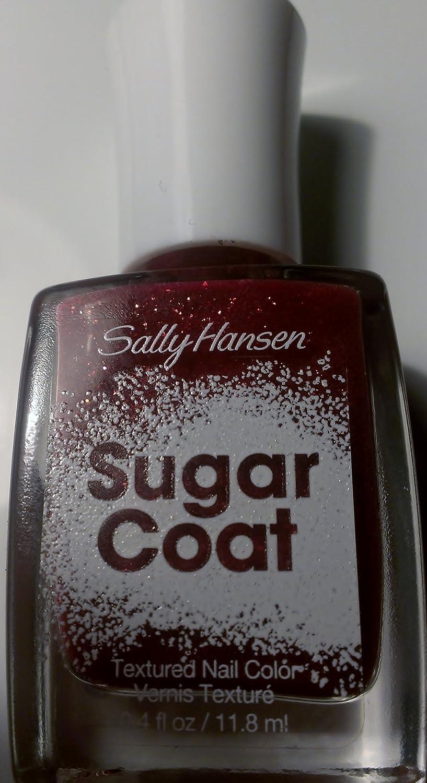 SALLY HANSEN SUGAR COAT TEXTURED NAIL COLOR #230 PINK SPRINKLE B00DT6YEBI