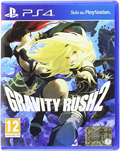 Sony Gravity Rush 2, PlayStation 4 Básico PlayStation 4 Inglés ...