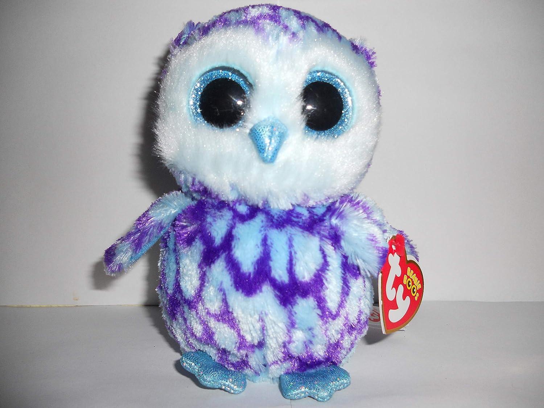 fced1fa1fc9 Amazon.com  Ty Beanie boo Oscar The Owl 6