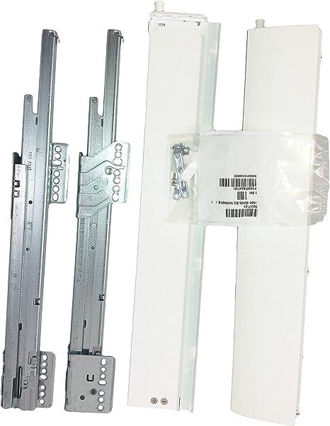 Synchronise Grass tiroir Kit Blanc Extension compl/ète /étuv/é DWD de XP Dynamic XP 40/kg 500/mm hauteur 95/mm