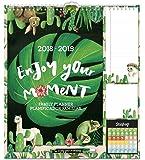 Grupo Erik Editores CPF1809 Calendario da Muro Familiare Enjoy Your Moment Family Planner 2019