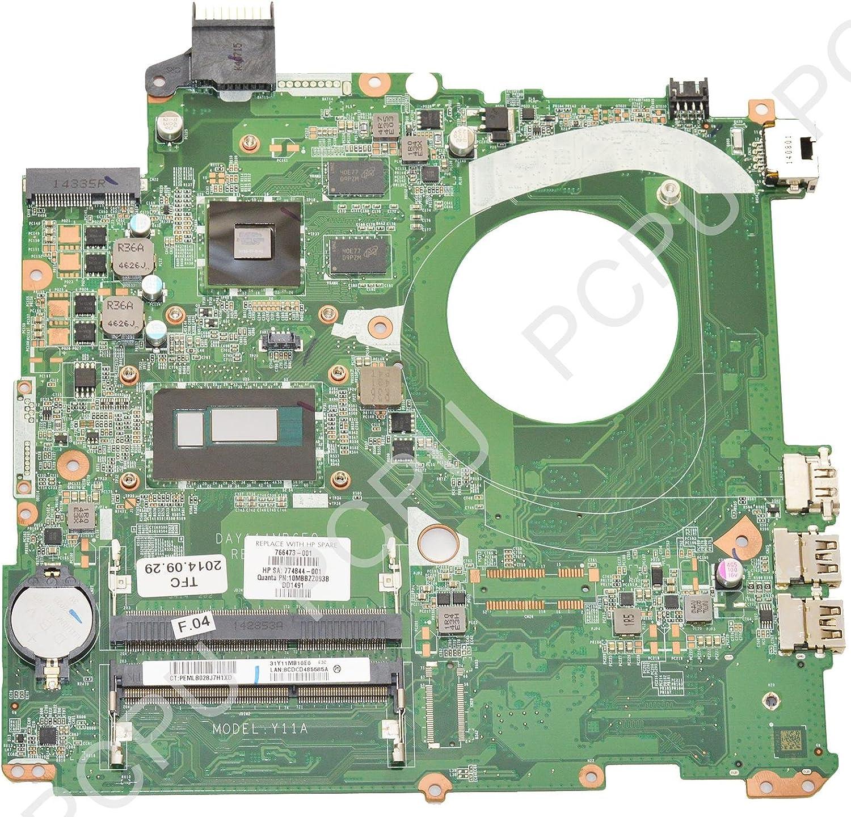 766473-001 HP Pavilion 15-P Laptop Motherboard 840M/2GB w/ Intel i5-4210U 1.7GHz CPU