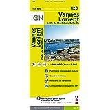 Top100123 Vannes/Lorient 1/100.000