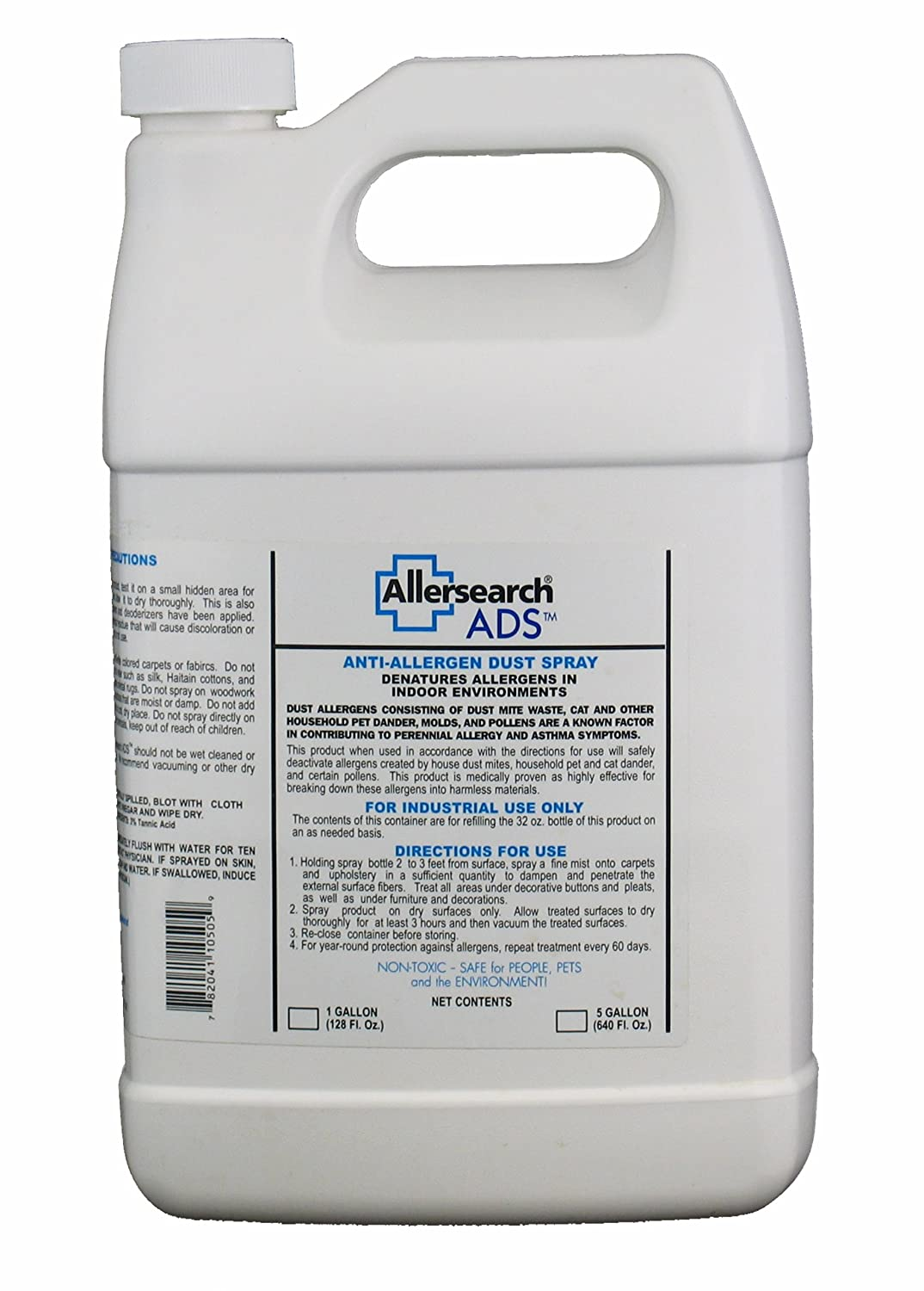 Allersearch ADS Anti-Allergen Dust Spray 128 oz.