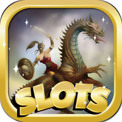 Wheel Of Fortune Slots Games : Dragon Edition - Free Slot Machine Game For Kindle Fire With Daily Big Win Bonus Spins]()