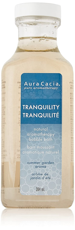 Aura Cacia Coop Tranquility Bubble Bath