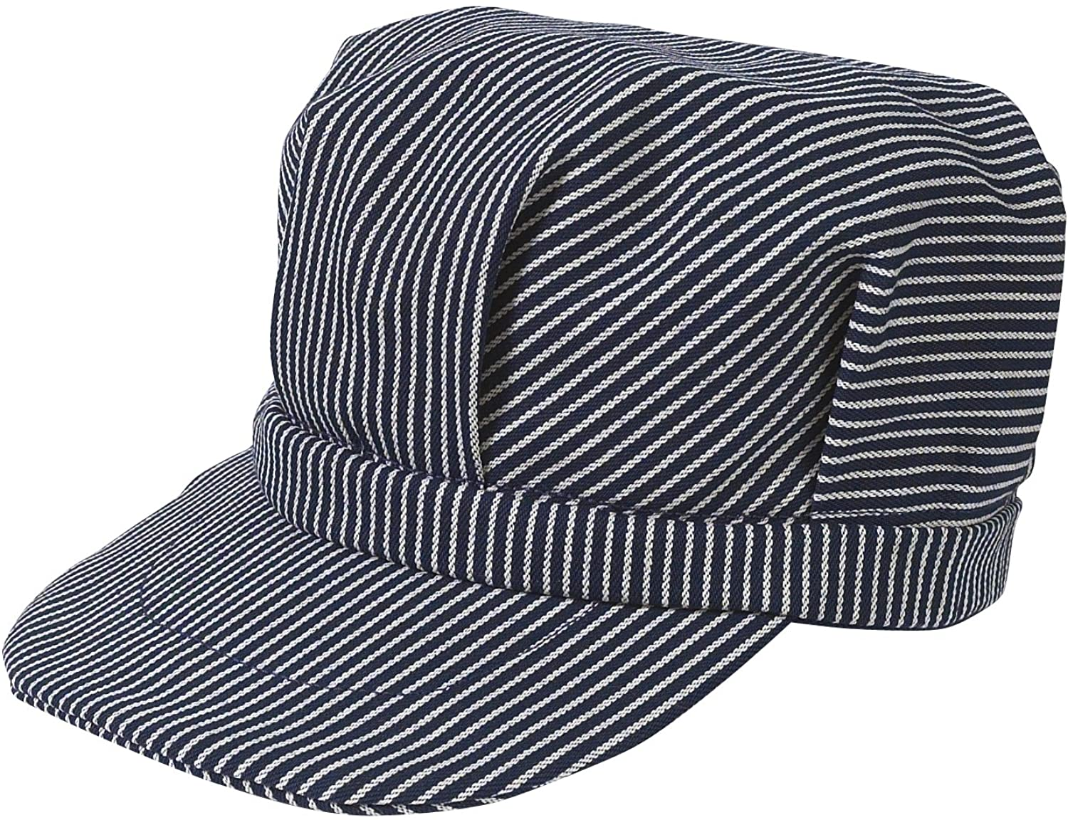 Men's Vintage Workwear Inspired Clothing Broner Sized Railroad Engineers Hat $19.99 AT vintagedancer.com