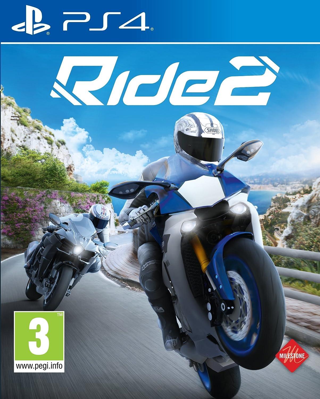 Namco Bandai Games Ride 2, PS4 Básico PlayStation 4 Inglés vídeo ...
