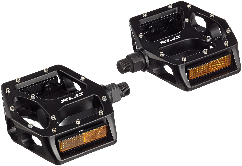 XLC Fahrrad BMX//Freeride Pedale Alu PD-M10 schwarz