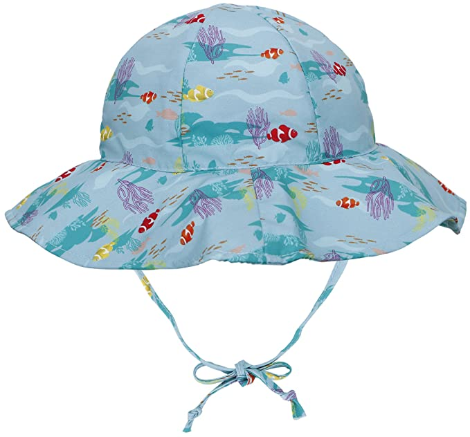 SimpliKids UPF 50+ UV Ray Sun Protection Wide Brim Baby Sun Hat ... d21b7c319ff4