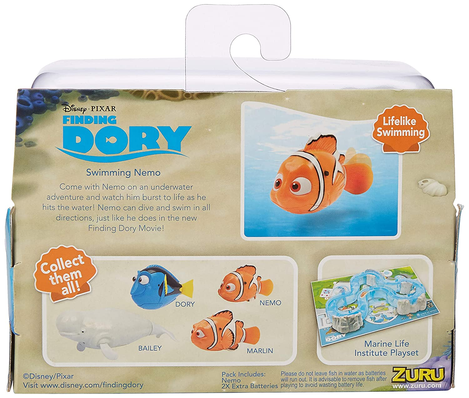 Finding Dory Nemo Robotic Swimming Fish by Finding Dory