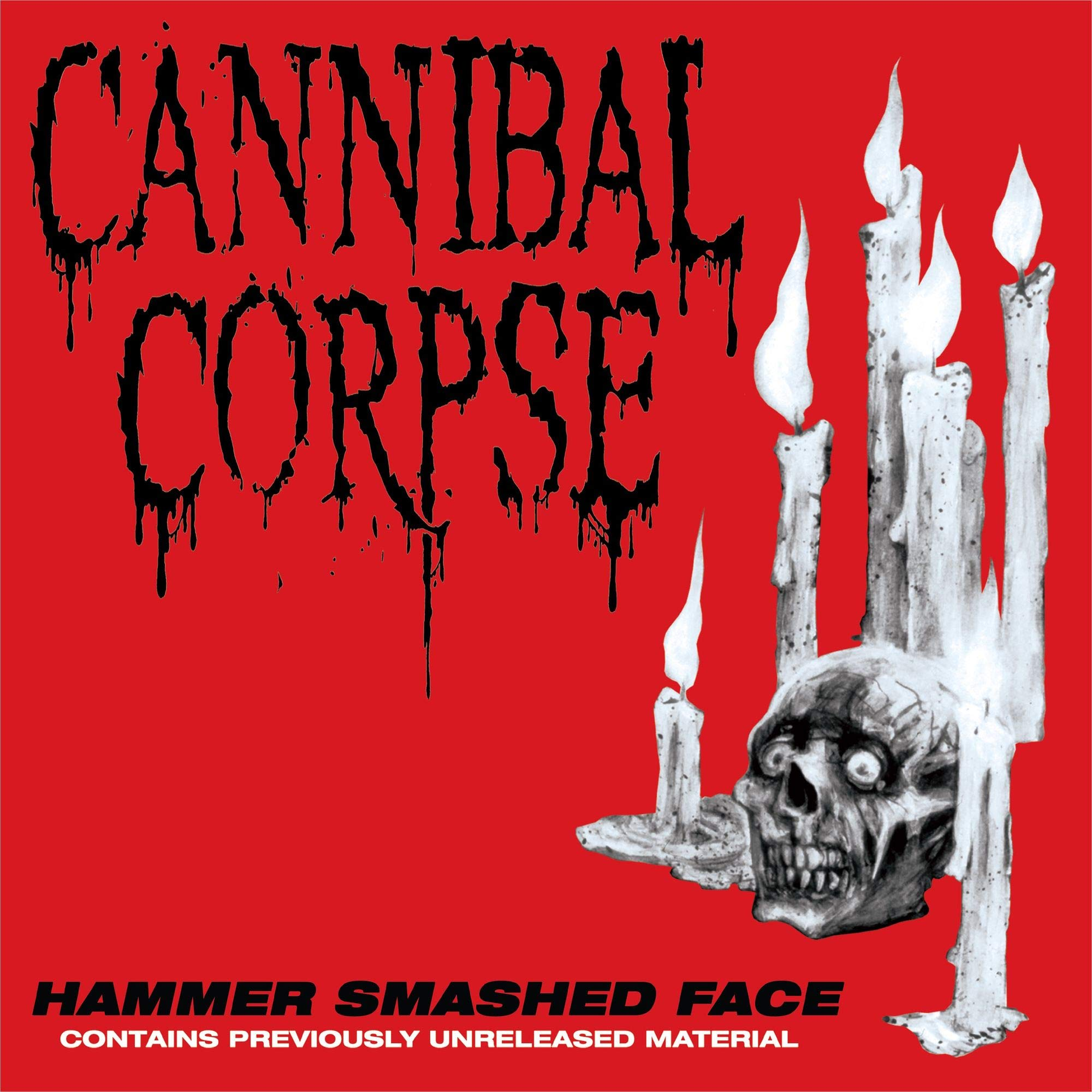Vinilo : Cannibal Corpse - Hammer Smashed Face (LP Vinyl)