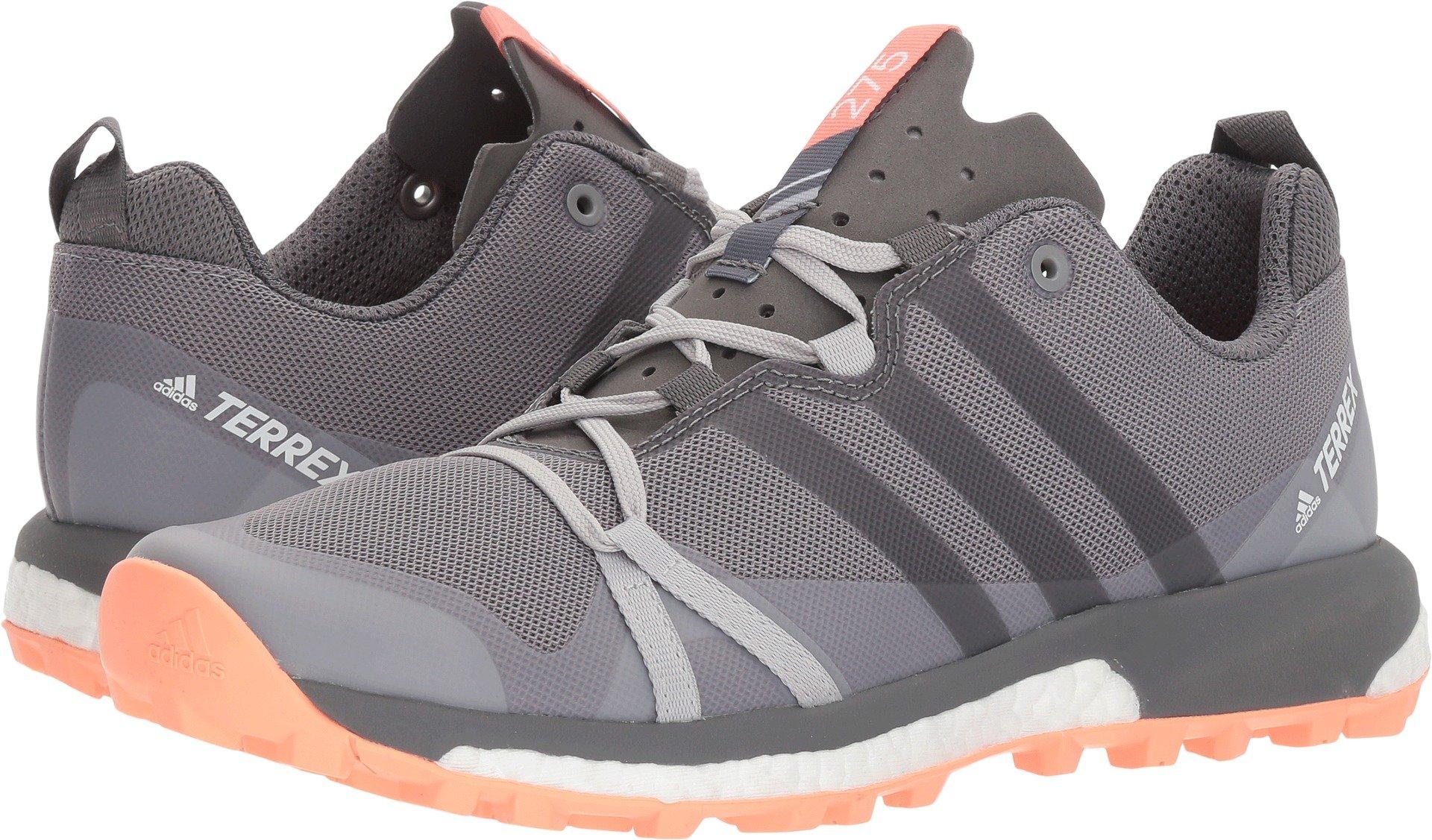 Adidas Sport Performance Women's Terrex Agravic W Sneakers, Grey, 6 M