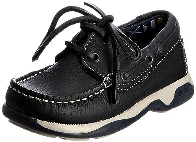 Chatham Marine Skipper, Chaussures mixte adulte - Noir - noir, 6 UK Regular