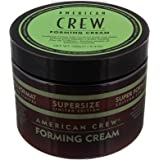 American Crew - forming cream creme de modelage 150gr grande taille - revlon fixation souple effet brillance naturelle