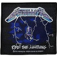 Metallica - Parche Ride the Lightning (en un tamaño)