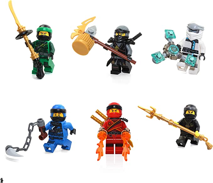 Lego® Ninjago Minifigur Cole Foilpack 892062 Neu