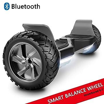 """Hoverboard con Ruedas DE 8.5"""" Scooter eléctrico Self-Balancing Self Blance Scooter Monopatín eléctrico"""