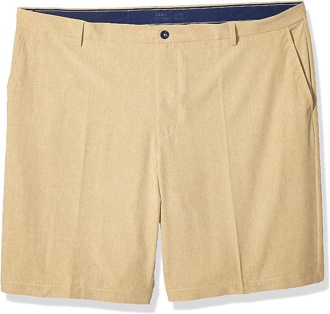 Choose SZ//Color IZOD Men/'s Big and Tall Swing Flex Cargo Short
